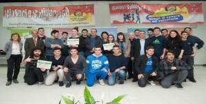 500 studenti provenienti da tutte le parti dell'isola, hanno celebrato a Terralba il ventennale dell'associazione Libera fondata e presieduta da don Luigi Ciotti.