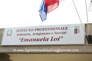 """Venerdì mattina l'Aula Magna dell'Istituto Professionale Ipia """"Emanuela Loi"""", a Carbonia, ospita il convegno """"La verità illumina la Giustizia""""."""