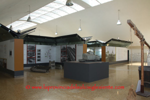 Nonostante i problemi che investono il Geoparco, il comune di Carbonia assicura che il Museo del carbone è sempre aperto.