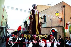 Il primo agosto è in programma la sagra estiva di Sant'Antioco Martire.