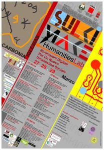 Ha preso il via questa mattina, nei locali del CICC – Grande Miniera di Serbariu, l'evento congressuale SULKIMAKE Humanities Lab.