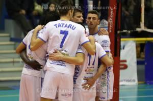 La Vba Olimpia Sant'Antioco travolge la Pallavolo Saronno, aggancia il terzo posto in classifica e sogna i play-off per la promozione in A2.