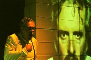 """""""Pirandello / Ora Pro Nobis"""", sabato 11 aprile, alle 20.45, al Teatro Centrale di Carbonia."""