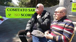 Resta alta in Sardegna la mobilitazione contro il deposito nazionale delle scorie nucleari.