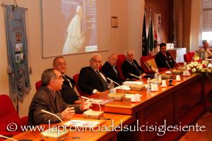 Sono stati presentati ieri pomeriggio, a Sant'Antioco, gli Annali 2014 di Storia e Archeologia Sulcitana.