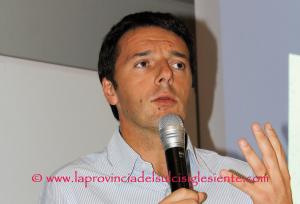 I deputati sardi hanno consegnato una lettera al presidente del Consiglio Matteo Renzi sulla vertenza Alcoa.