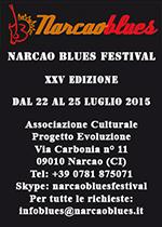 XXV edizione Festival Narcao Blues