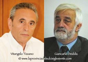 Vitangelo Tizzano è il nuovo presidente della Camera di Commercio di Cagliari. Giancarlo Deidda replica: «Il presidente sono sempre io».