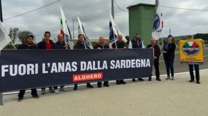 I Riformatori sardi chiedono che l'Anas vada via dalla Sardegna.