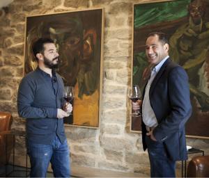 """La rivoluzione tecnologica della viticoltura: la cantina Siddùra sperimenta in Sardegna l'innovativo progetto """"Le piante che parlano""""."""