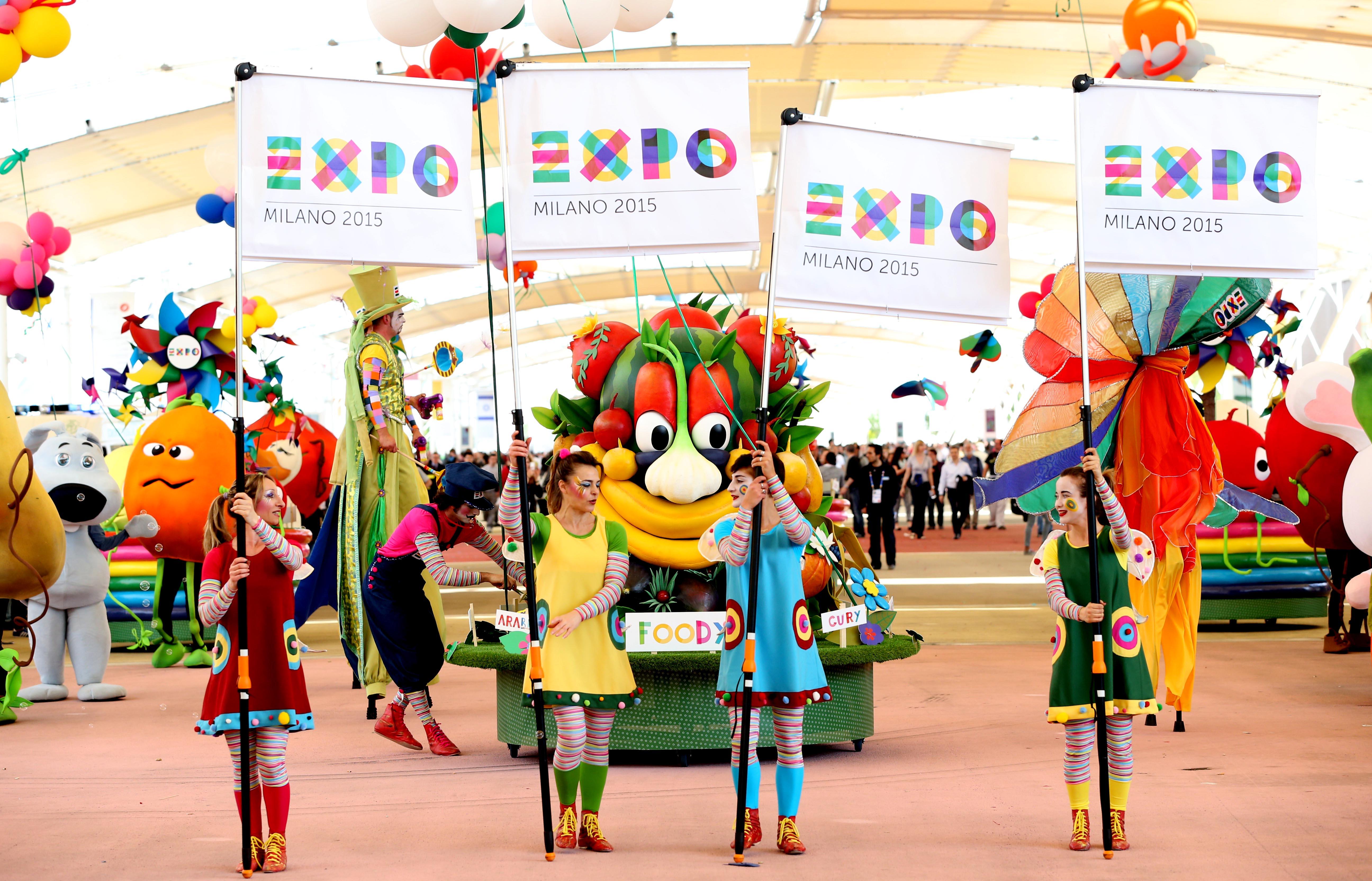 Bilancio positivo per il debutto di expo milano 2015 for Esposizione universale expo milano 2015