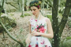 Angelica Perra foto per locandina