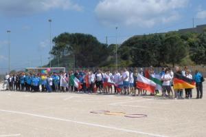 Grande festa a Sennori per la Giornata Europea Dello Sport Integrato.
