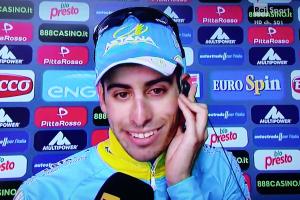 Fabio Aru dà ancora spettacolo al Sestriere, il 98° Giro d'Italia va ad Alberto Contador ma il futuro è suo.