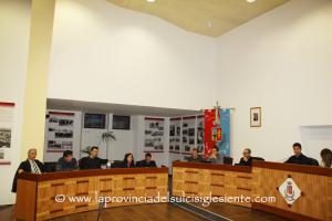 Dopo il sindaco Federico Palmas, in carcere, si è dimessa l'intera Giunta comunale di San Giovanni Suergiu.