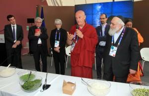 Il Cibo dello Spirito nella Carta di Milano, le religioni si incontrano a Expo 2015.