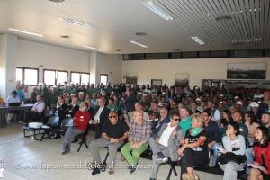 Questo pomeriggio è stato presentato a Portovesme il progetto dell'impianto di cogenerazione previsto per il rilancio dell'Eurallumina.