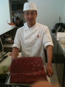 Immagine chef Giappone