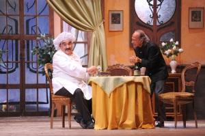 """Giovedì 28 maggio al Teatro delle Saline per la rassegna """"1 € festival"""", la compagnia Teatro Sassari presenta """"La gana di lu cuzineri""""."""