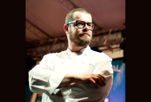 Olanda Chef Eugenio Boer