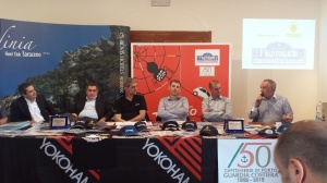 E' stato presentato oggi il 5° Rally dell'Ogliastra, in programma dal 22 al 24 maggio.