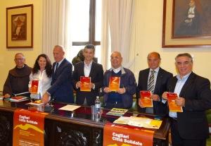 Giampiero Farru (Sardegna Solidale): «Candideremo Cagliari a Capitale Europea del Volontariato».