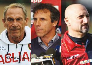 Il Cagliari, dopo undici anni, retrocede in serie B. Ora bisogna ricostruire per tornare presto in serie A.