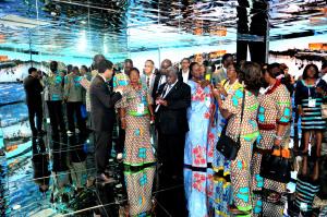 Expo Milano 2015 celebra oggi il National Day della Repubblica Democratica del Congo.