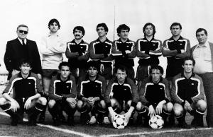 Carbonia 1980-81 2