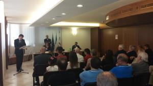 E' stato ricordata ieri in Consiglio regionale la figura del giornalista Vindice Gaetano Ribichesu.