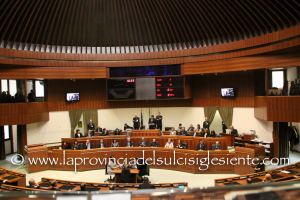 Il Consiglio regionale ha dato il via libera a tre mesi di esercizio provvisorio del bilancio della Regione per l'anno 2017.