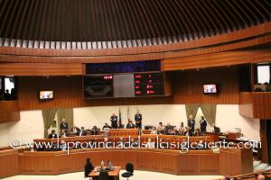 Il Consiglio regionale ha approvato le mozioni sulle misure urgenti per alleviare i danni causati dagli incendi estivi.