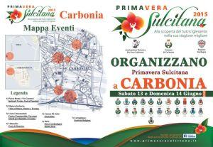 """Si conclude sabato e domenica, a Carbonia, la prima edizione de """"La Primavera Sulcitana""""."""