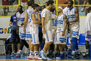 Non c'è stata storia a Reggio Emilia, tra Grissin Bon e Dinamo, in gara 1 della finale scudetto del basket:  82 a 63.
