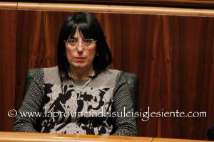Donatella Spano: «Con il ministero dell'Ambiente stiamo facendo rete per fronteggiare l'emergenza dell'erosione delle coste».