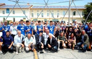 """Stamane oltre 2.500 ragazzi di tutta Italia che partecipano al """"Torneo delle Regioni"""" di calcio hanno visitato Expo 2015."""