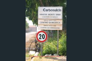 E' stato presentato ieri a Carbonia il Progetto Aria, promosso dall'Istituto Nazionale di Fisica Nucleare e dalla Regione Sardegna a Seruci.