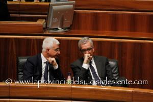 Il presidente Pigliaru ha assegnato l'interim dell'assessorato dei Lavori pubblici all'assessore della Programmazione Raffaele Paci.