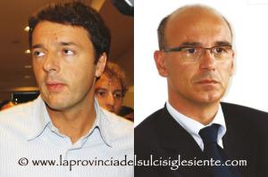I segretari PD di Carbonia e della Provincia scrivono al Premier Renzi e ai segretari del PD Soru e Renzi sulla crisi socio-economica di Carbonia.