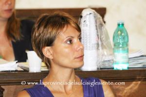 Teresa Pintus, 40 anni, è il nuovo sindaco di Sant'Anna Arresi.