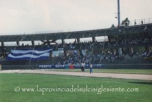 Il 12 giugno 1988, allo stadio Liberati di Terni, il Carbonia perse lo spareggio con il Pontedera 4 a 3 per la permanenza in C2!
