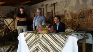 """Dal 9 all'11 giugno si è svolto l'incentive di presentazione del progetto """"EntroTerra""""."""