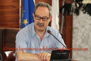 A fine mandato Antonio Onnis, Fannì Pittau e Silvio Maggetti salutano dipendenti della Asl 7, sindacati, associazioni e sindaci dell'ex provincia di Carbonia Iglesias.
