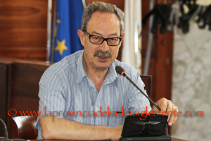 Il commissario straordinario della Asl 7, Antonio Onnis.