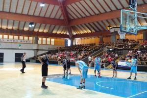 In Alta Valtellina si è chiusa la fase di qualificazione della Finale nazionale Under 14 di basket.