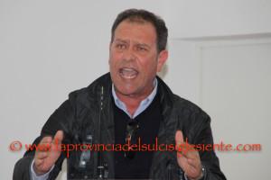 Fabio Enne (Cisl): «Per il 2018, la mia speranza, la priorità, è il rafforzamento della coesione sociale del territorio».