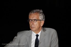 Il presidente della Regione ieri a Oliena ha partecipato ad un convegno sui parchi della Sardegna Centrale.
