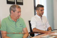 Giuseppe Casti e Fabio Desogus: «Assistiamo sgomenti al nuovo scontro tra l'Amministrazione comunale ed il Carbonia calcio»