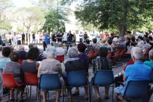 Continua la mobilitazione contro la chiusura dell'ufficio postale di Cortoghiana.