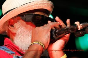 I The Two e i Playing for Change hanno trascinato il pubblico nella giornata d'apertura del 25° Narcao Blues Festival.